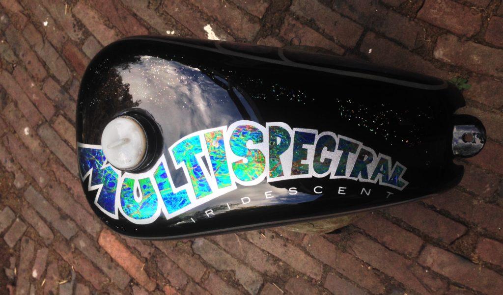Multispectral Iridescent